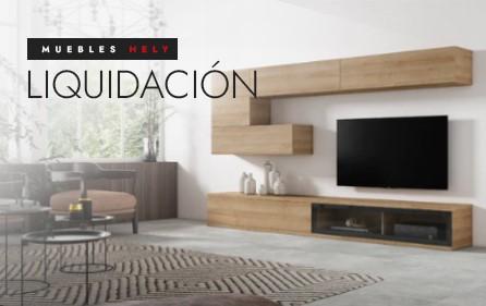 Tienda de liquidación de muebles en Madrid