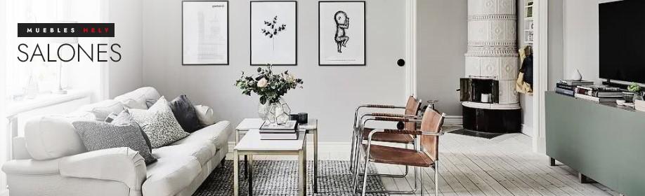 Tienda de muebles de salón en Madrid